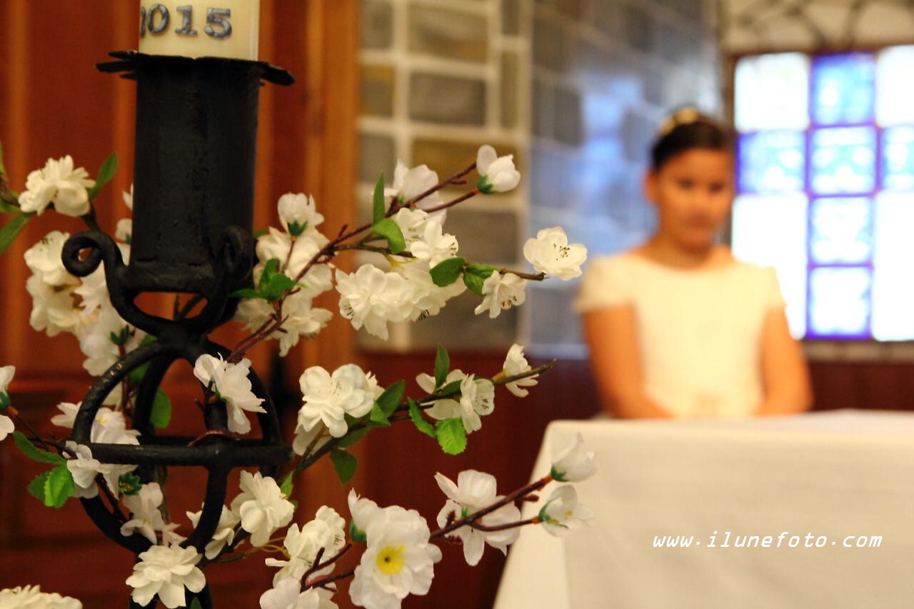 Fotógrafo comunión bizkaia