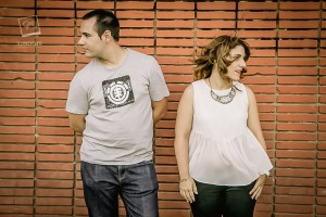 Reportaje Arianne & David