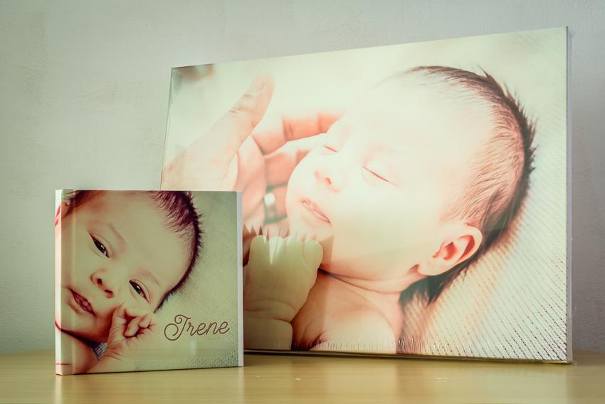 Newborn Irene