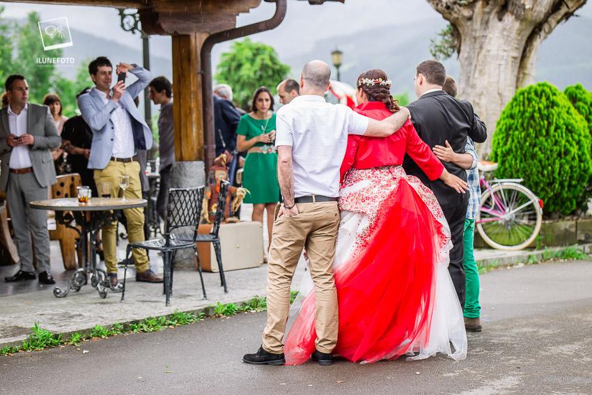 Reportaje boda Janire e Iker