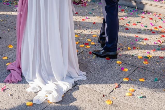 una boda en primavera