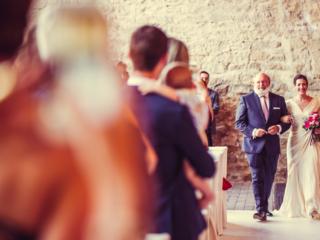 Fotografía de boda emocional
